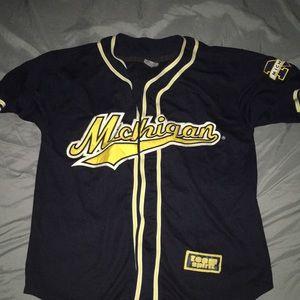 Other - Men's University of Michigan jersey